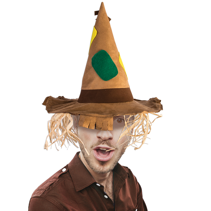 Promo Fabric Scarecrow Hat