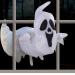 Fabric Ghost Boo Breaker