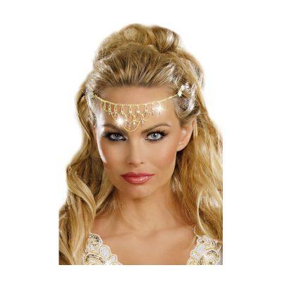 Costume Shimmer Rhinestone Headpiece