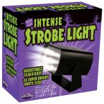 Battery Operated Intense Strobe Light