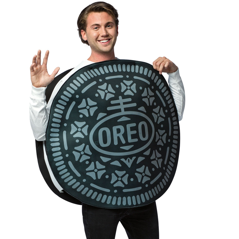 Oreo Cookie Halloween Costume