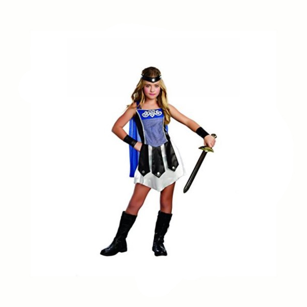 Gladiator Girl Halloween Costume
