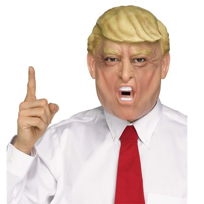 Trump - The Prez Latex Mask