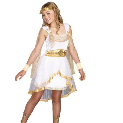 Miss Olympian Halloween Costume
