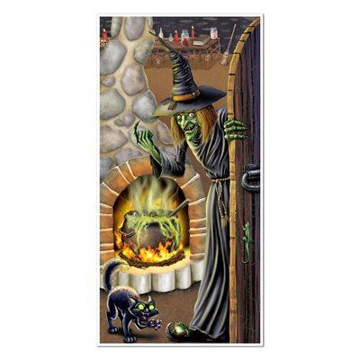 Witchs Brew Door Cover