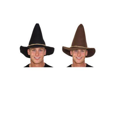 Soft Felt Scarecrow Hat