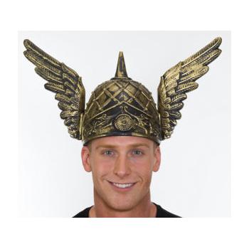 Plastic Winged Warrior Helmet