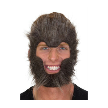 Costume Plush Instant Werewolf Mask  sc 1 st  Cappelu0027s : youth werewolf costume  - Germanpascual.Com