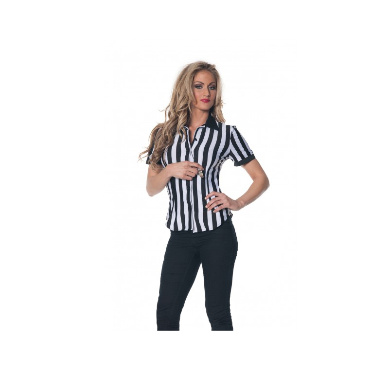 Referee Lady Fitted Shirt