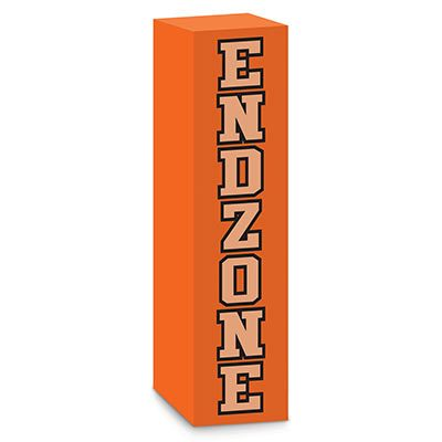 Football End Zone Pylons