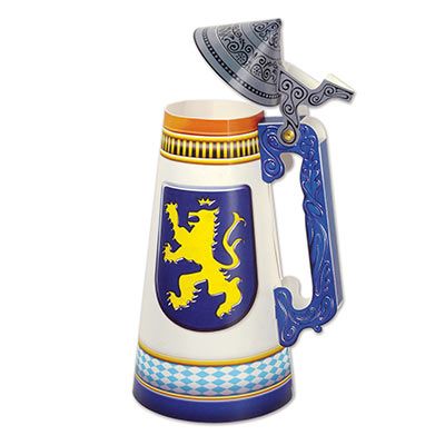 3D Jointed Beer Stein Centerpiece