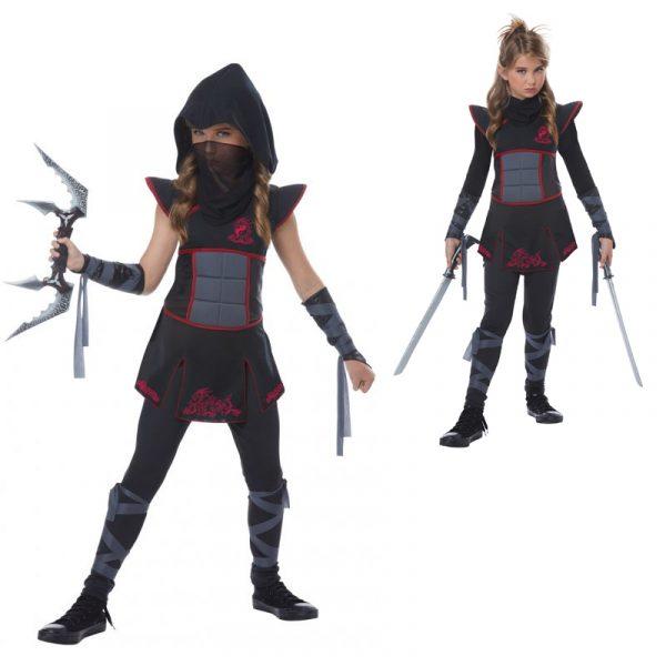 Fearless Ninja Childs Costume