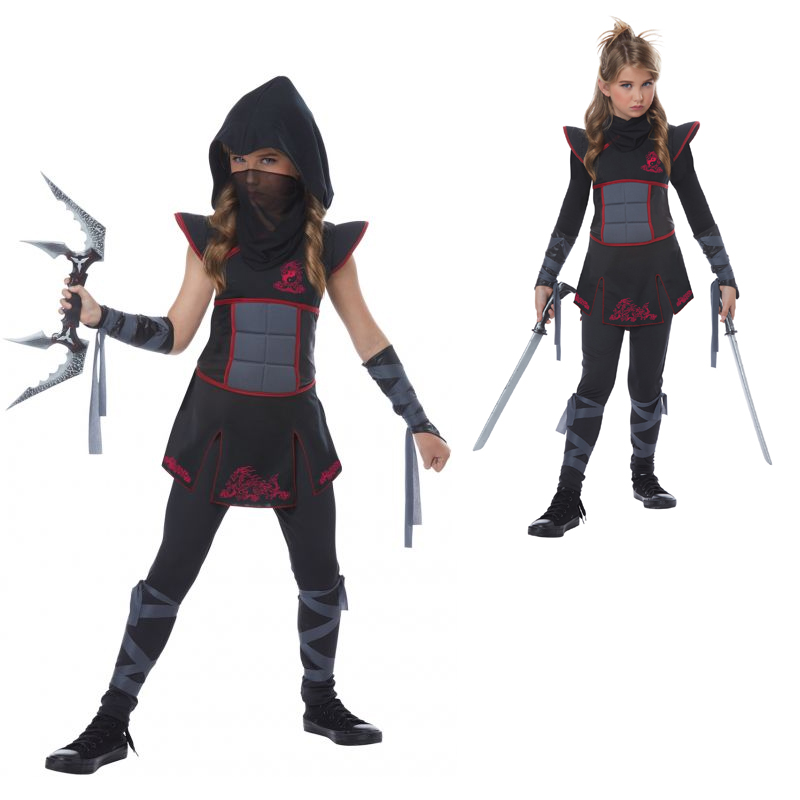 Fearless Ninja Childs Costume