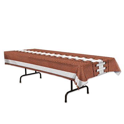 Football Tablecover Brown