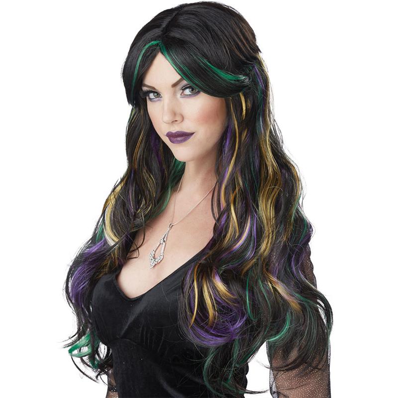 Colorful Wigs Cappels
