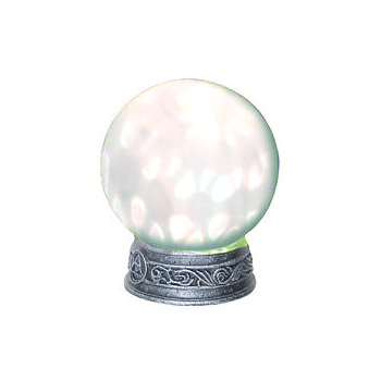 Plastic Fortune Ball Light and Sound