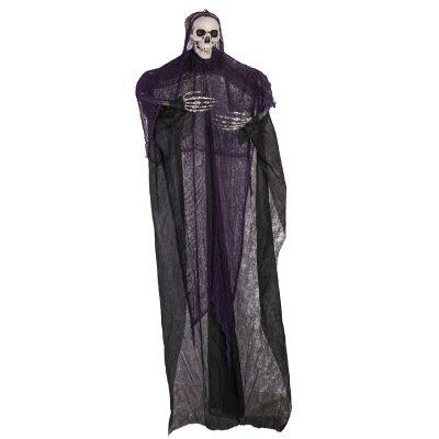 6 foot Hanging Purple Reaper