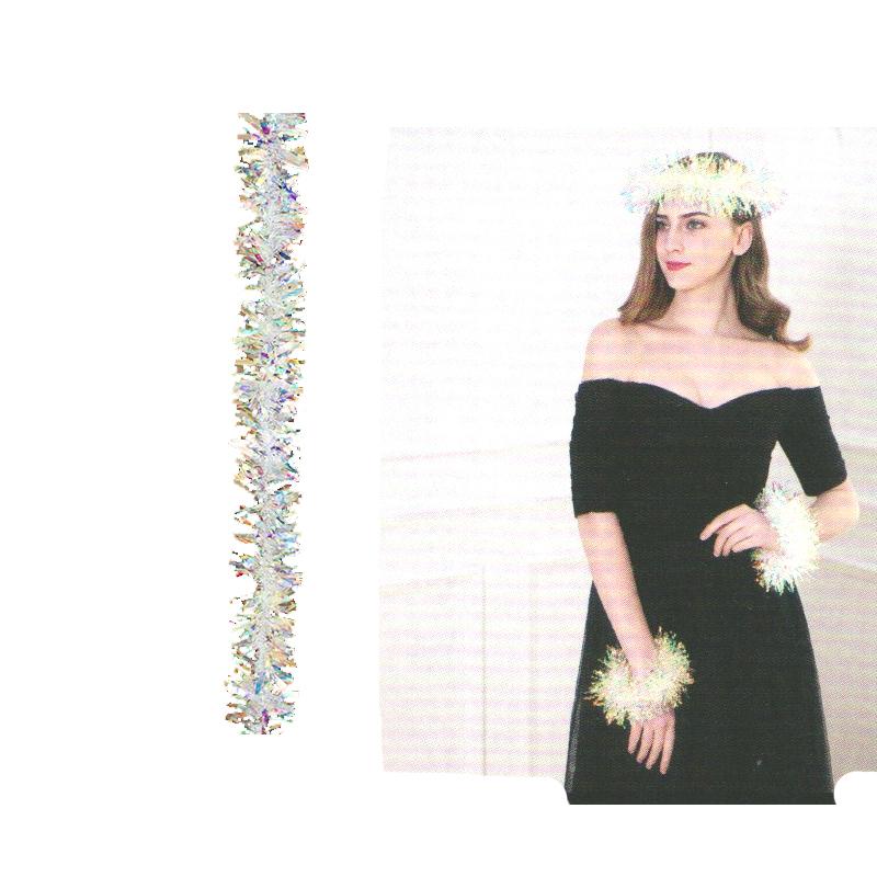 Sparkle Garland/Boa or Headband and Wristlets set