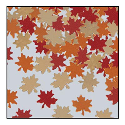 Fanci Fetti Autumn Leaves Confetti