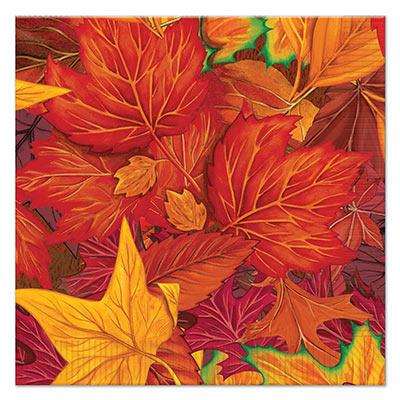 Fall Leaf Tableware Plates and Napkins