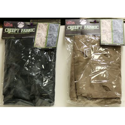 Slitted Creepy Fabric