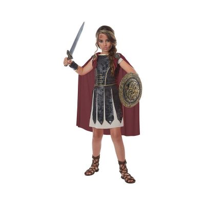 Fearless Girl Gladiator