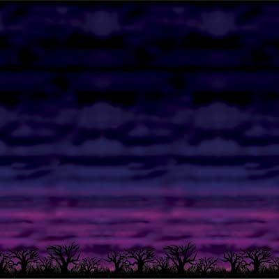 Spooky Sky Backdrop
