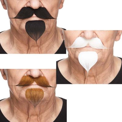 Kentucky Colonel Mustache and Goatee set