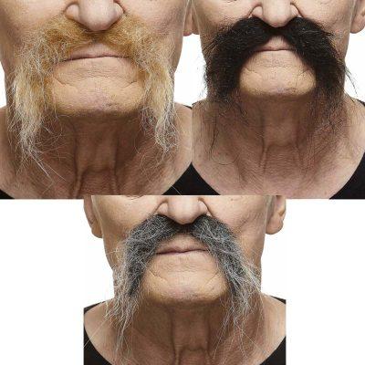 Fu Manchu Wrestler Mustaches
