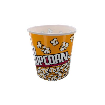 Plastic Popcorn Bucket