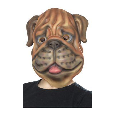 Soft Foam Dog Mask