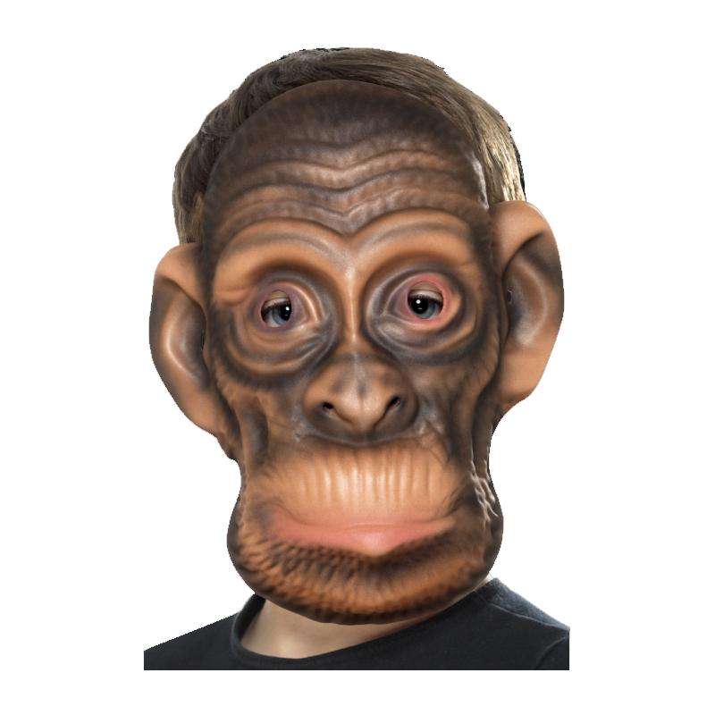 Soft Foam Chimp Mask