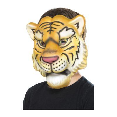 Soft Foam tiger Mask