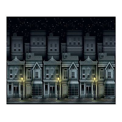 Victorian Townscape Backdrop