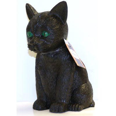 Rubber Black Cat