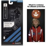 Costume Everyday Stick On Reflective Strips