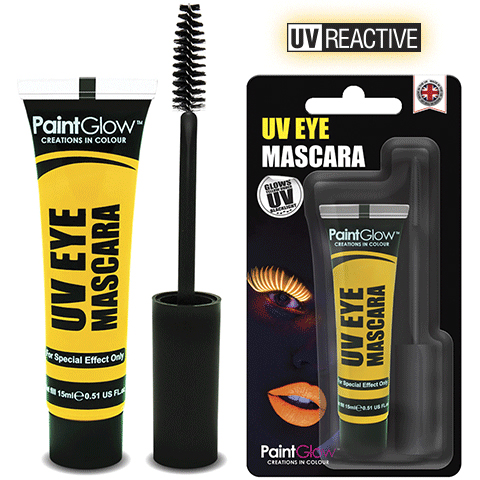 06d0c2907d1 Buy UV Neon Eye Mascara Halloween Make Up - Cappel's