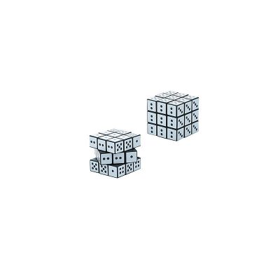 2 Inch Party Dice Movable Puzzle Cube