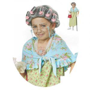 Old Lady Kit Child Size