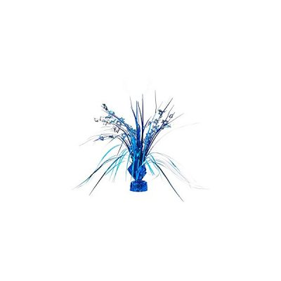 15 Inch Star David Balloon Weight Hanukkah Centerpiece