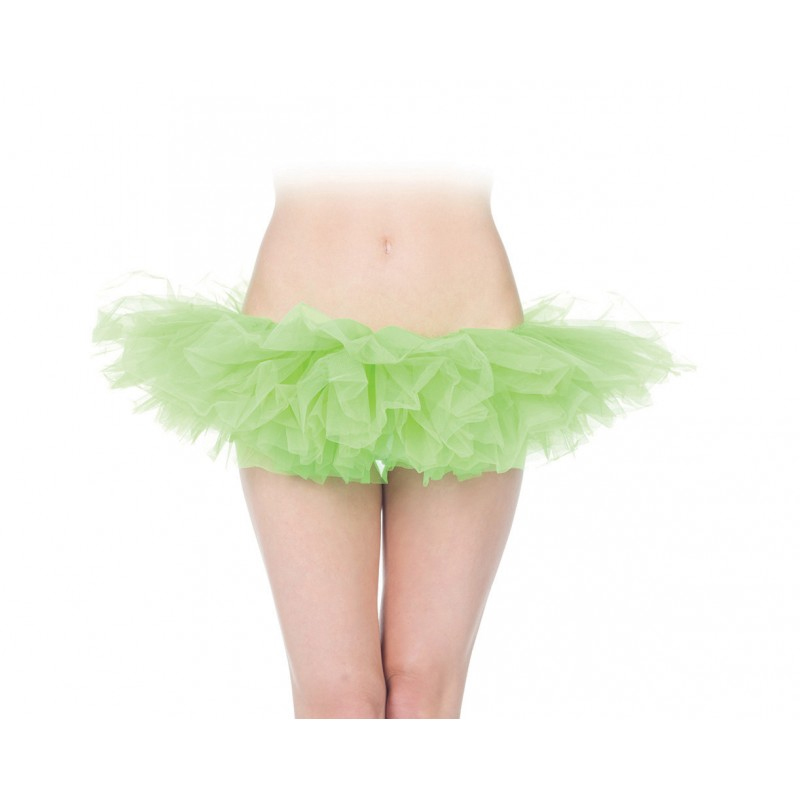 Adult Neon Green Ballerina Tutu  sc 1 st  Cappelu0027s & Buy Ballerina Tutu Adult Halloween Costume - Cappelu0027s