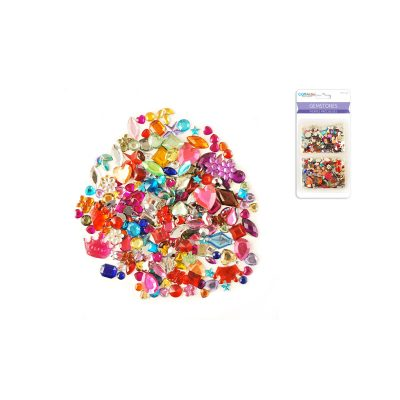 Assorted Craft Gemstones