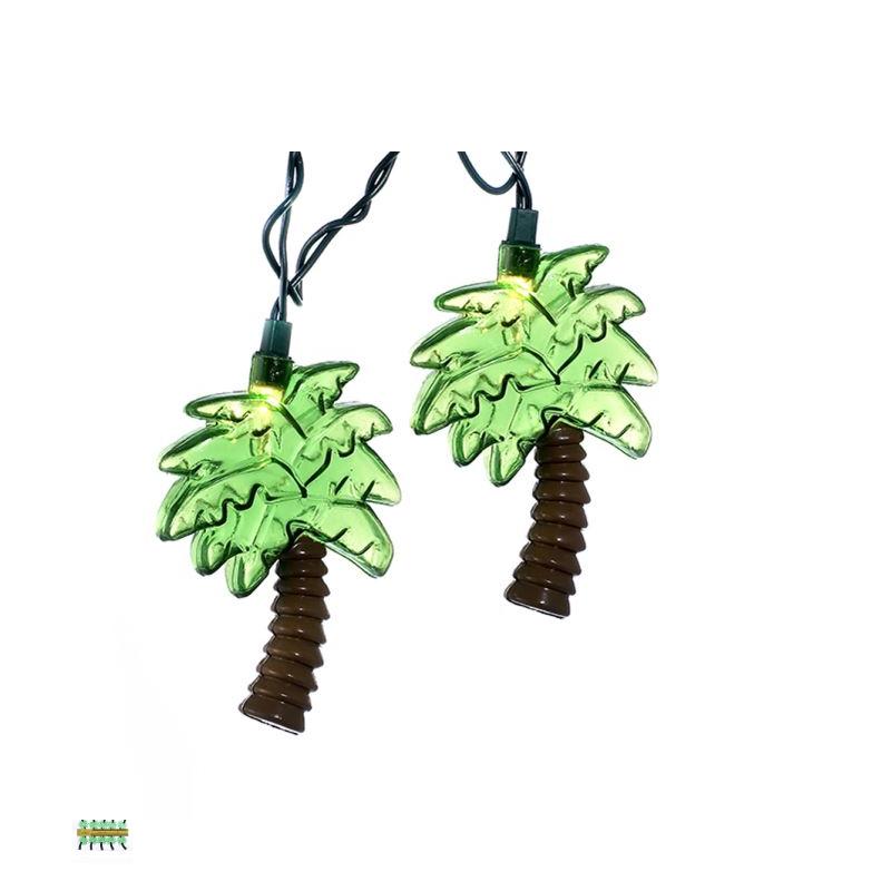 10 Electric Palm Tree Light Set