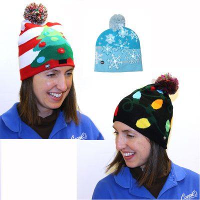 Multi-function-light-up-Christmas-hats