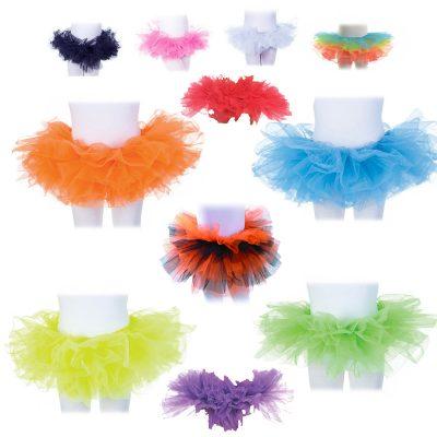 Child Ballerina Tutu colors