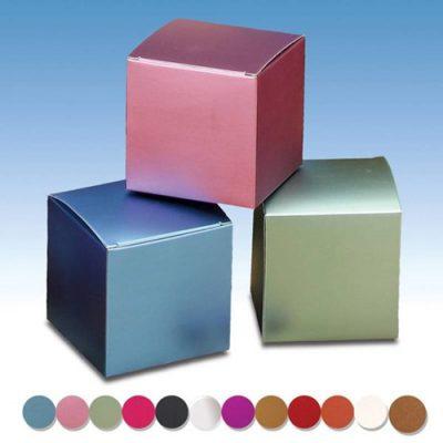 "1 Piece 3"" Square Cardboard Gift Box"