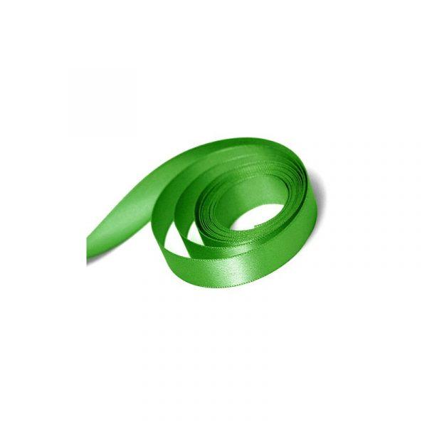 Emerald Double Face Satin Ribbon