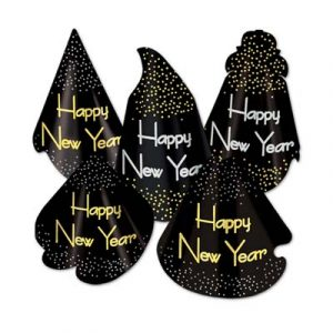 Happy New Year Midnight Hat