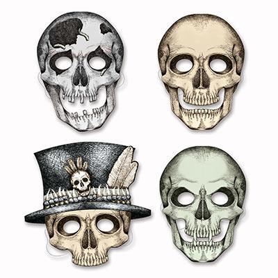 Skeleton Masks