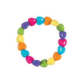 Party Mini Heart Elastic Bracelet